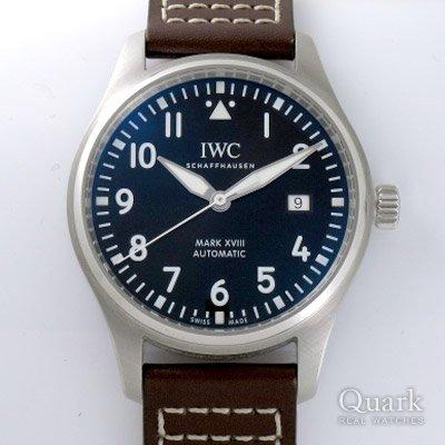 IWC パイロットウォッチ マークⅩⅧ サンテグジュぺリ Ref.IW327003