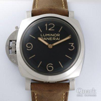 パネライ ルミノール1950 レフトハンド3デイズ アッチャイオ Ref.PAM00557