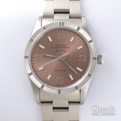 ロレックス エアキング Ref.14010