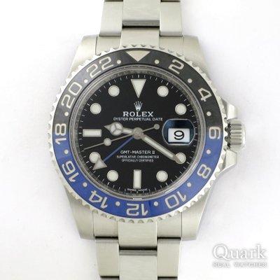 ロレックス GMTマスターII Ref.116710BLNR
