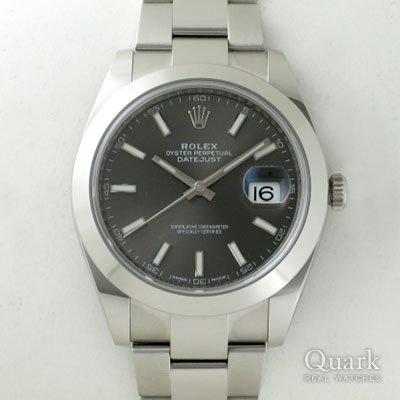 ロレックス デイトジャスト41 Ref.126300