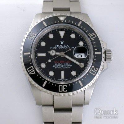 ロレックス シードゥエラー Ref.126600