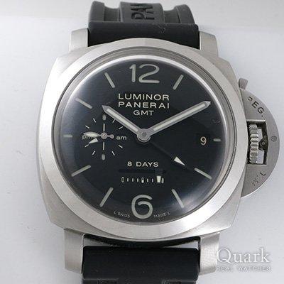パネライ ルミノール8デイズGMT Ref.PAM00233