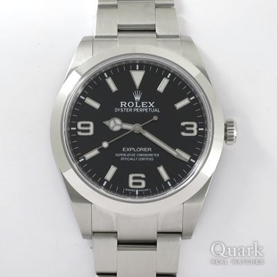 ロレックス エクスプローラーI Ref.214270