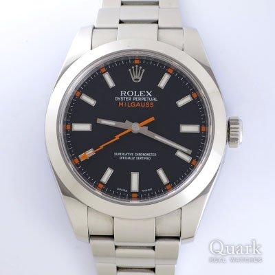 ロレックス ミルガウス Ref.116400