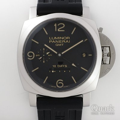 パネライ ルミノール 10デイズ GMT アッチャイオ Ref.PAM00533