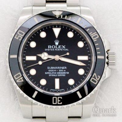 ロレックス サブマリーナー Ref.114060