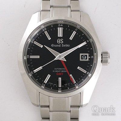 グランド・セイコー GMT メカニカルハイビート36000 Ref.SBGJ203