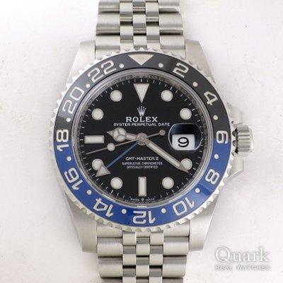 ロレックス GMTマスターII Ref.126710BLNR