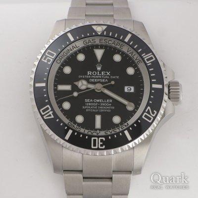 ロレックス ディープシー Ref.126660