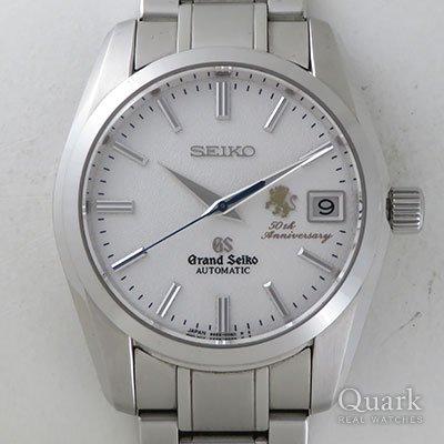 グランド・セイコー メカニカル 50周年記念限定モデル Ref.SBGR065