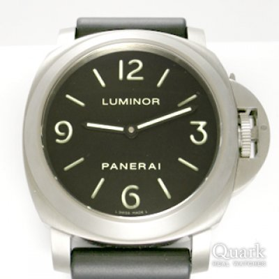 パネライ ルミノールベース Ref.PAM00176