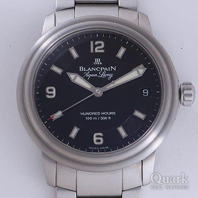 ブランパン レマン ウルトラスリム アクアラング Ref.2100-1130A-64B