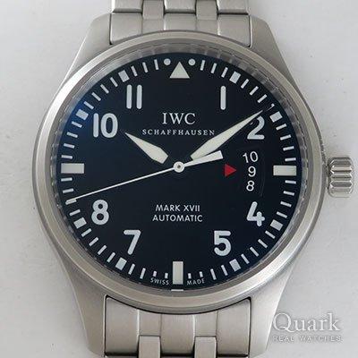 IWC マークXVII Ref.IW326504