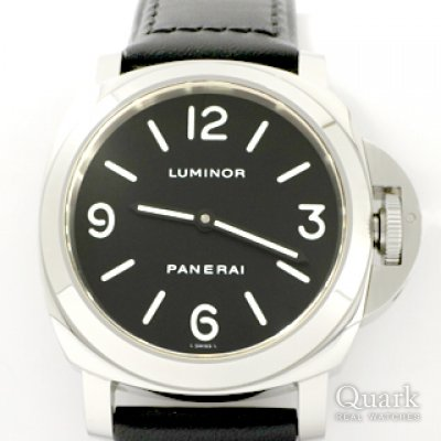 パネライ ルミノール ベース Ref.PAM00112