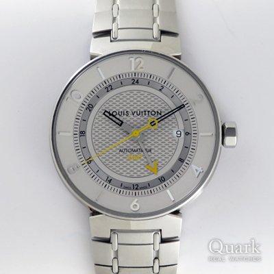 ルイ・ヴィトン タンブール ムーン GMT Ref.Q8D31Z