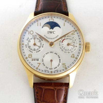 IWC ポルトギーゼ パーペチュアルカレンダー Ref.IW502213