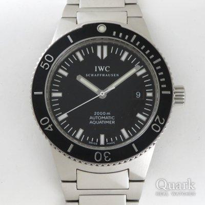 IWC GSTアクアタイマー Ref.IW353602