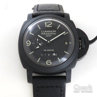 パネライ ルミノール1950GMT10デイズ Ref.PAM00335