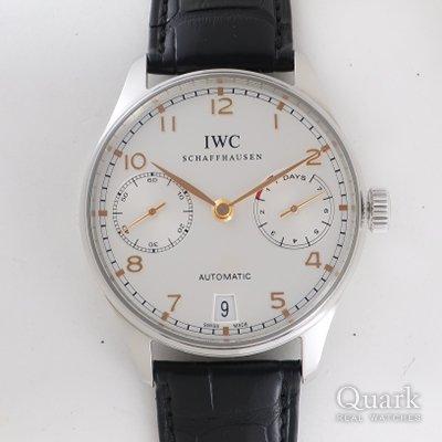IWC ポルトギーゼ オートマティック 7デイズ Ref.IW500114