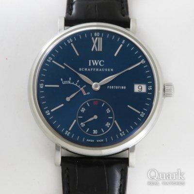 IWC ポートフィノ・ハンドワインド・エイトデイズ Ref.IW510106