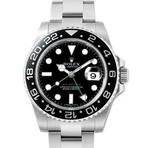 ロレックス GMTマスターII Ref.116710LN