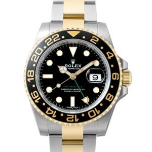 ロレックス GMTマスターII Ref.116713LN