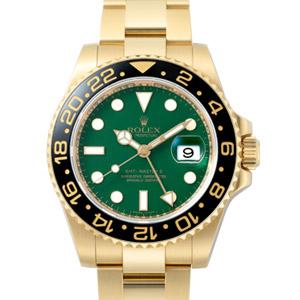 ロレックス GMTマスターII Ref.116718LN
