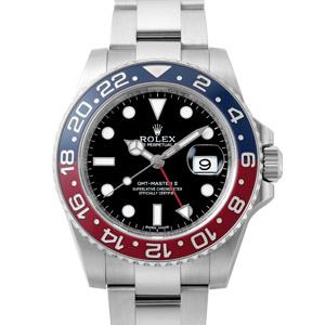 ロレックス GMTマスターII Ref.116719BLRO