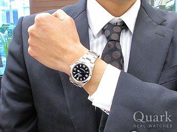 sale retailer 96761 ddb7d ロレックス エクスプローラーI(Ref.114270)オーナー 三重県 ...