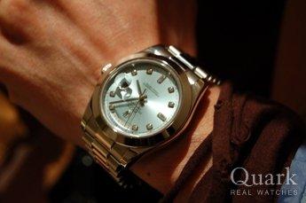 quality design 1b100 224b9 クォーク 上野本店 - オーナーズ ボイス 144ページ   ロレックス ...