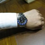 ロレックス GMTマスターII(Ref.116710BLNR) オーナー 大阪府 T様