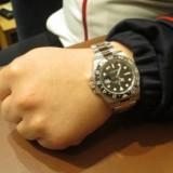 ロレックス GMTマスターII(Ref.116710LN) オーナー 大阪府 Y様