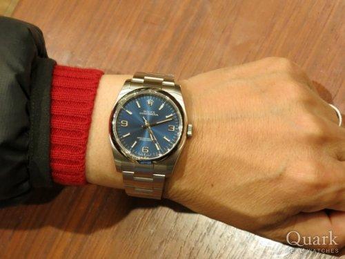 low priced 62235 8fe6c ロレックス オイスター・パーペチュアル36(Ref.116000 ...