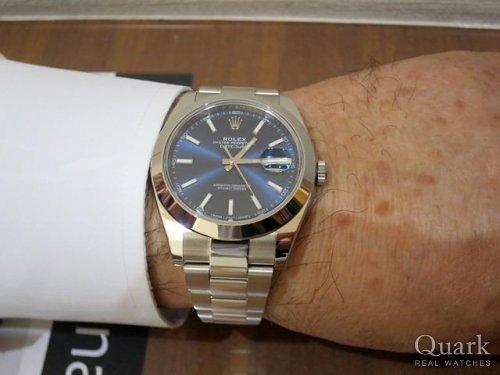 watch d846d cb0a2 ロレックス デイトジャスト - オーナーズ ボイス 21ページ ...