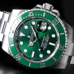 ROLEX SUBMARINER Ref.116610LV