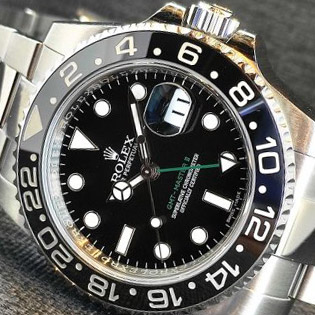 ROLEX GMT-MASTER II Ref.116710LN