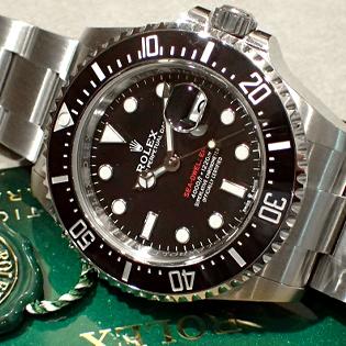 ROLEX SEA-DWELLER Ref.126600