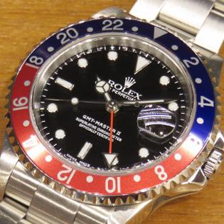 ROLEX GMT-MASTER II Ref.16710