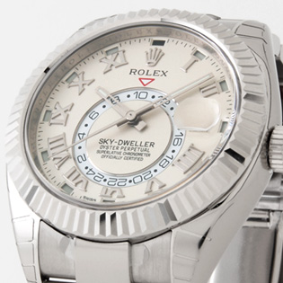 ROLEX SKY-DWELLER II Ref.326939