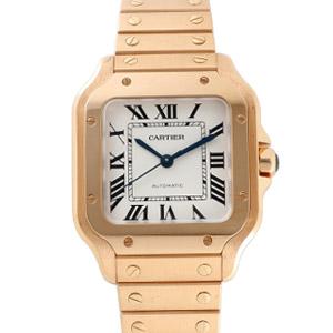 Cartier サントス ドゥ カルティエ MM WGSA0008
