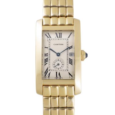 Cartier タンクアメリカンMM クォーツ -