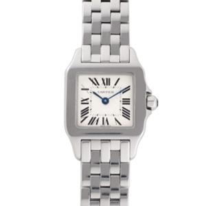 Cartier サントスドゥモワゼルSM W25064Z5