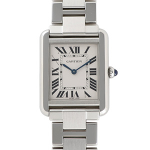 Cartier タンクソロSM W5200013