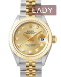 ROLEX LADY-DATEJUST 28 Ref.279173G